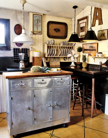 Country Kitchen Unique Kitchen